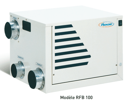 Déshydrateur RFB 100